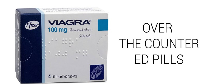 over the counter ed pills